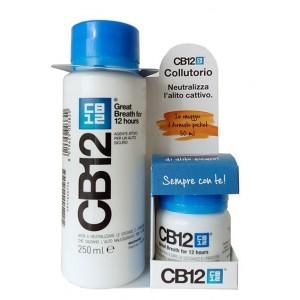 CB12 Agente Attivo Collutorio Per Alitosi 250ml