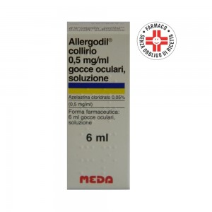 Allergodil* Collirio 0,05%  6ml