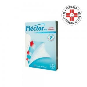 Flector*10 Cerotti medicati 180mg