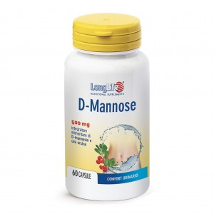 Longlife D-Mannose 60 capsule