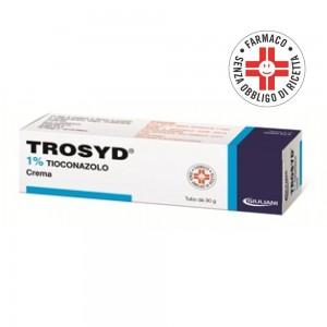 Trosyd* Crema dermatologica 30gr 1%