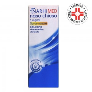 Narhimed naso chiuso* 1mg/ml Spray Adulti 10 ml