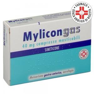 Mylicongas* 50 Compresse Masticabili 40mg