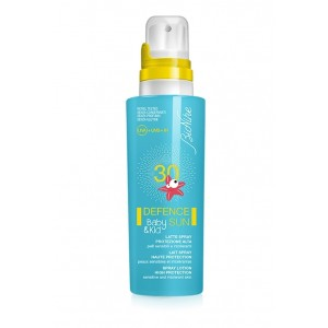 Bionike Defence Sun Baby & Kid Latte Spray Sand-Resistant Spf30 125ml