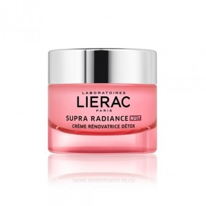 Lierac Supra Radiance Nuit Crema Detox Rinnovatrice Notte 50ml