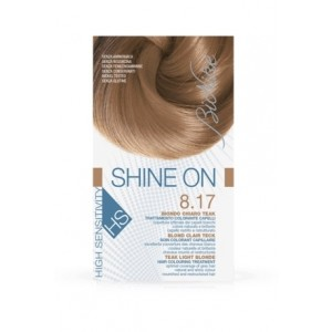 Bionike Shine On HS Trattamento Colorante Capelli - 8.17 Biondo Chiaro Teak -