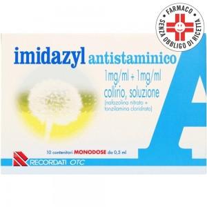 Imidazyl Antistaminico* Collirio 10 flaconcini monodose 0,5ml