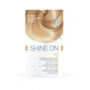 Bionike Shine On Trattamento Colorante Capelli - 10 Biondo Chiarissimo Extra -