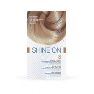Bionike Shine On Trattamento Colorante Capelli - 8 Biondo Chiaro -