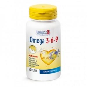 Longlife Omega 3 6 9 50 perle