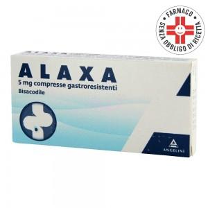 Alaxa* 20 Compresse Gastroresistenti 5mg