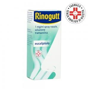 Rinogutt* Spray nasale con eucaliptolo 10ml