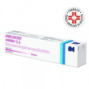 Hirudoid 40000 U.I. * Crema 50gr