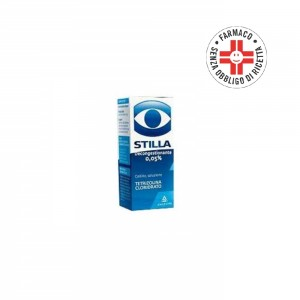 Stilla Decongestionante* collirio 8ml 0,05%