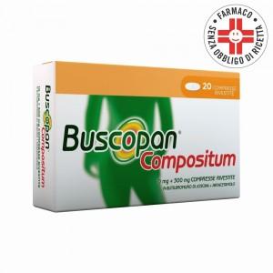 Buscopan Compositum*20 Compresse Rivestite