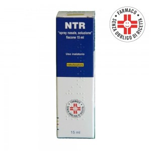 Ntr* Spray Nasale 15ml