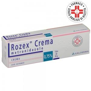 Rozex* Crema dermatologica 0,75% 30gr