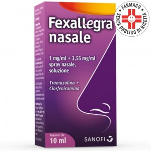 Fexallegra Nasale* Spray flacone 10ml