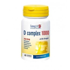 Longlife D Complex 1000 60 compresse