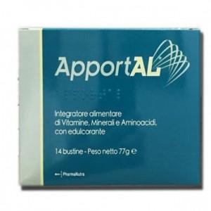 Pharmanutra ApportAL Integratore Alimentare 14 Bustine