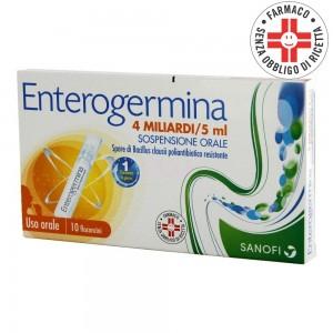 Enterogermina* 4miliardi 10 flaconcini 5ml