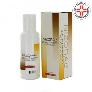 Nizoral* Shampoo 100g 20mg/gr