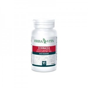 ErbaVita Echinacea integratore alimentare 60 capsule