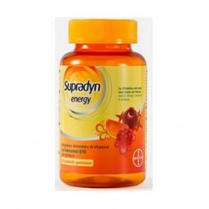 Bayer Supradyn energy 126g