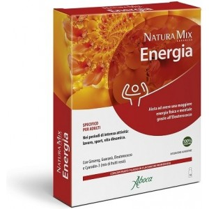 Aboca Natura Mix Advanced Energia 10 Flaconcini