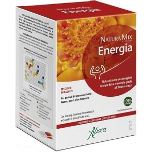 AbocaNatura Mix Advanced Energia 20 Bustine