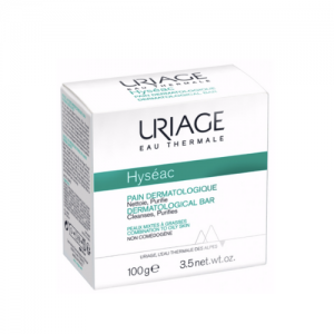 Uriage Hyséac Pane Dermatologico Senza Sapone  100 g