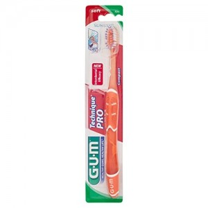 Gum Technique 525 pro spazzolino morbido compact