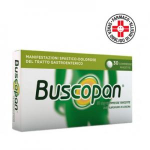 Sanofi Buscopan 30 compresse rivesite 10 mg