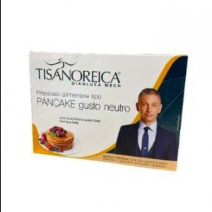 Tisanoreica Preparato Alimentare Tipo Pancake Gusto Neutro  4 x 30 g