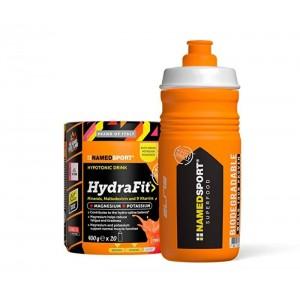 Named HydraFit Magnesio e potassio 400g + sportbottle