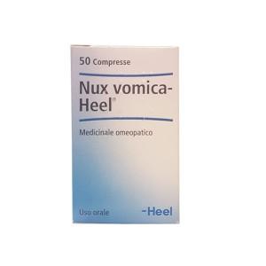 Guna Nux vomica Heel 50 Compresse
