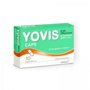 Alfasigma Yovis caps 10 capsule