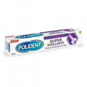 Polident Super Sigillante adesivo per protesi dentali 70g