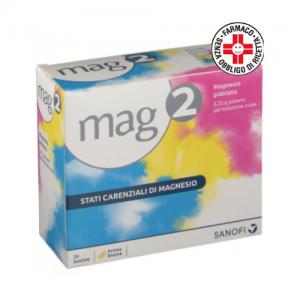 Sanofi Mag 2*os granulato 20 bustine 2,25g