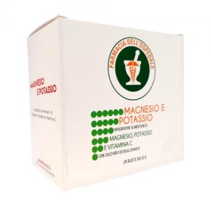 Farmacia dell'Ospedale Magnesio e Potassio 24 buste