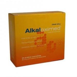 PharmaExtracta Alkaloximed Integratore Alimentare 20 bustine monodose