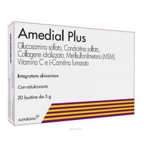 Amedial Plus Integratore alimentare 20 bustine