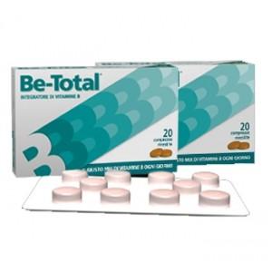Be-Total integratore alimentare 20 compresse