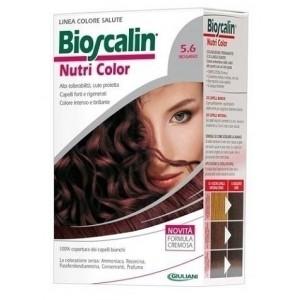 Bioscalin nutri color 5,6 mogano sincrob 124 ml
