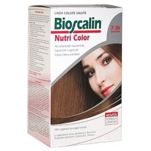 Bioscalin nutri color 7,36 nocciola sincrob 124 ml