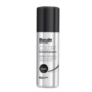 Bioscalin nutricolor colore istantaneo nero 75 ml