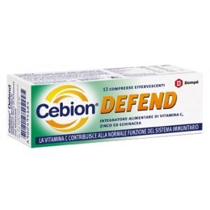 Cebion Defend 12 Compresse Effervescenti