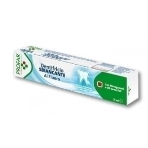 Dentifricio sbiancante 75 ml profar