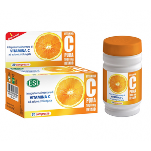 Esi Vitamina C Pura 1000mg Retard 30 compresse