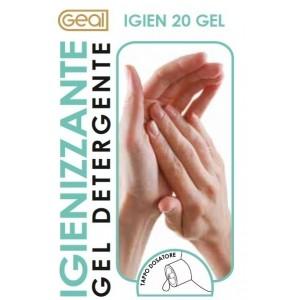 Geal igien 20 gel detergente igienizzante 500 ml